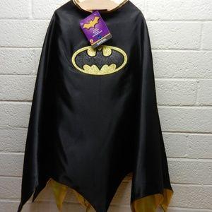 DC Batgirl Deluxe Cape Adult Cape